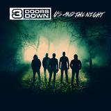 3 Doors Down   Us And The Night [cd] Importado   Original